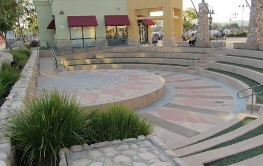 The Pavillion at Santee Town Center