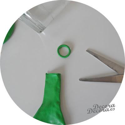 Cómo decorar los vasos para marcarlos.