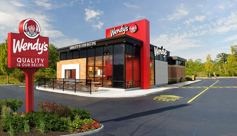 *溫蒂漢堡換模樣:Wendy's Gets A New Logo 3