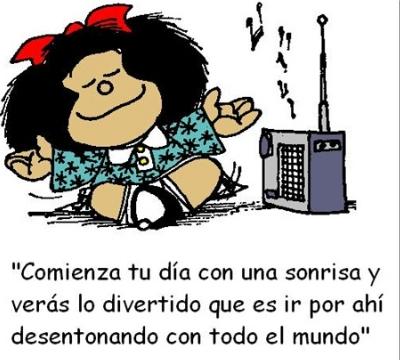 Frases para Cambiar el Mundo de Mafalda  Rincn Abstracto