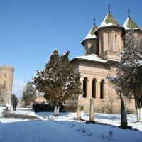 Curtea Domnească şi biserici medievale în Târgovişte