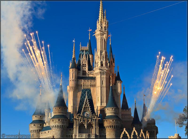 Америка 2.0 / День 5 / Орландо - Парк развлечение Magic Kingdom