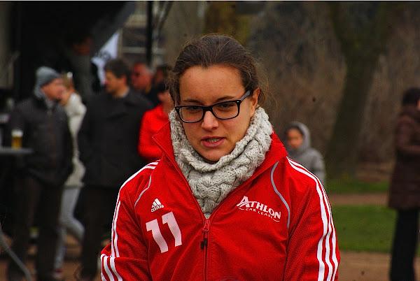 Erica Coppey, hockeyspeelster bij de Nationale damesploeg die naar de Olympische Spelen ging