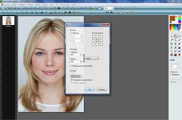 Como fazer maquiagem digital no PhotoFiltre