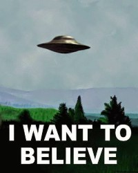i want to believe poster methodism