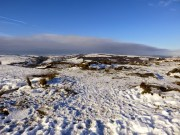The Path Is Hidden On Curbar Edge