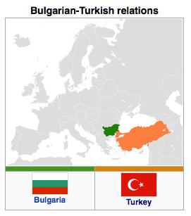 Bulgaria - Turkey Relations