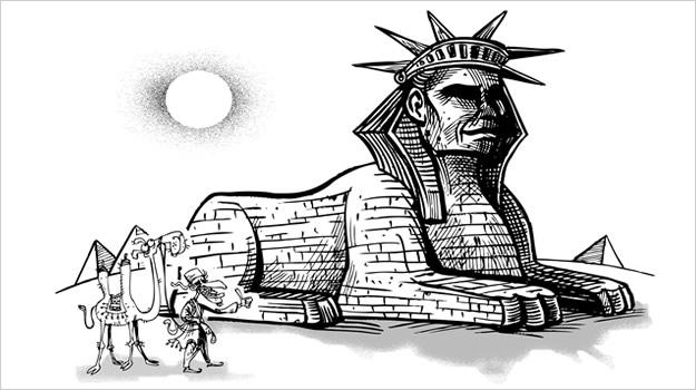 How Political Cartoons Ousted Egyptian President Hosni Mubarak