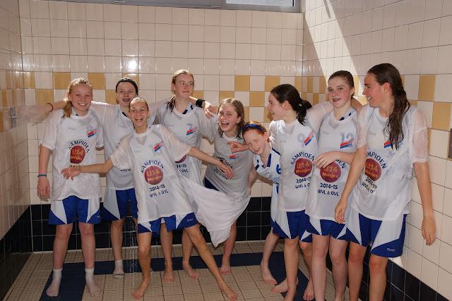 kampioenenfeest wytewa U14