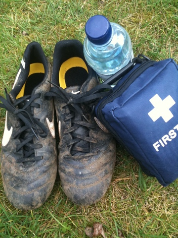 Son, Rugby, Injury