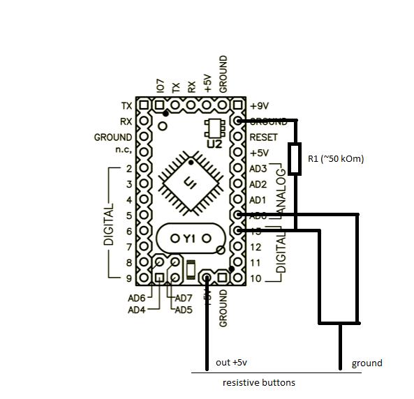 wiring arduino library