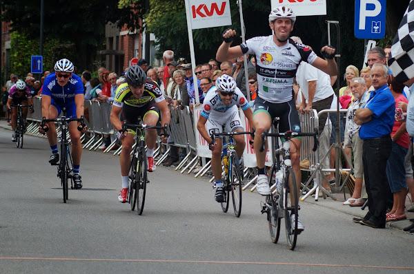 Wim Heyns wint 43e Grote Ommegangprijs wielrennen