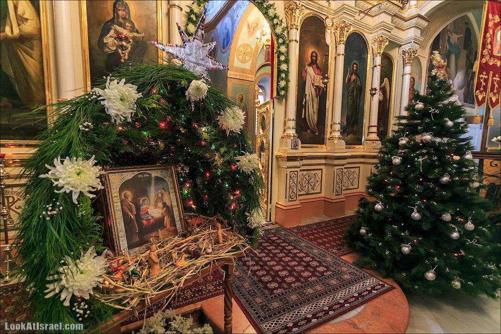 Православное Рождество в Храме Апостола Петра и праведной Тавифы
