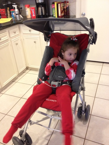 A Day in the Life of Reagan Leigh Stroller Review
