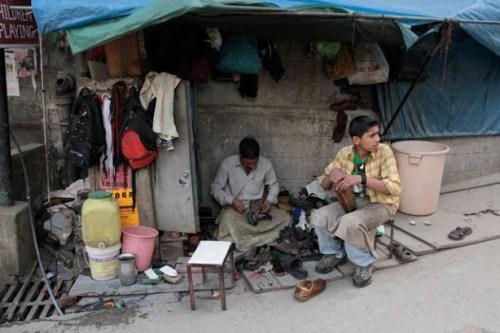shoe repair in india, shoe men in india