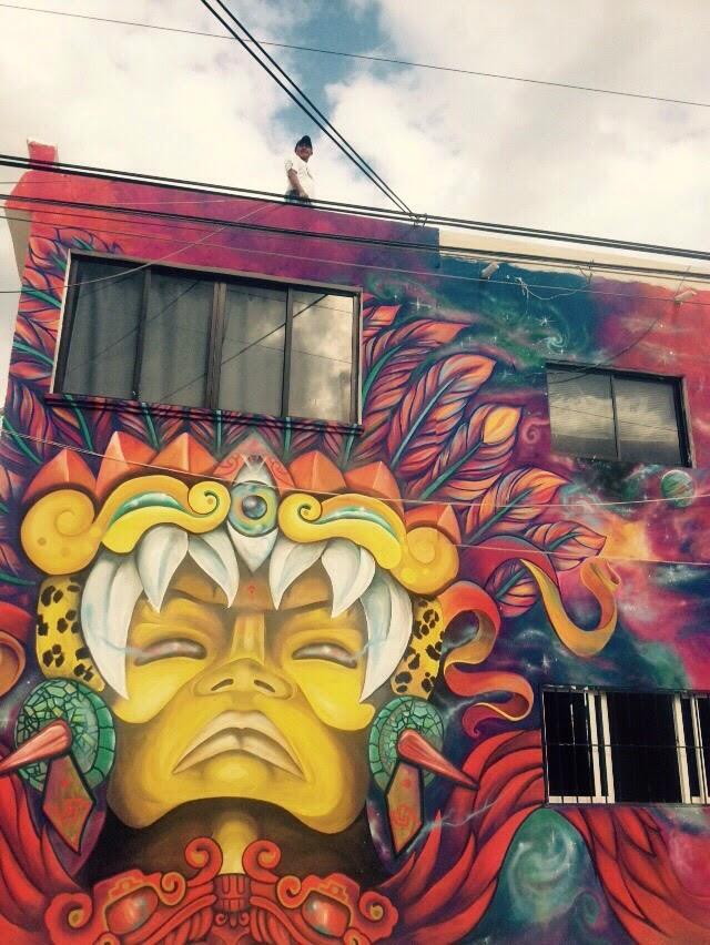 Artista desconocido. Mexico Marzo 2015