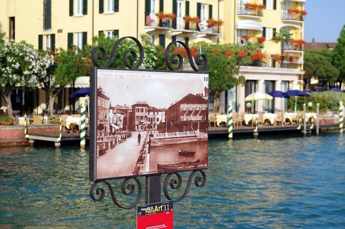 Sirmione en el Lago de Garda
