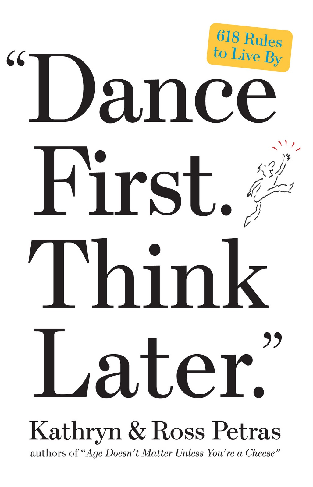 So Mommy Reviews: Dance First. Think Later. Review and