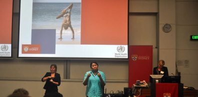 Philippines attend World Disability Report Symposium in Australia