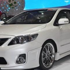 Spesifikasi All New Innova Venturer Body Kit Yaris Trd Harga Toyota Corolla Altis Baru - Astra Indonesia