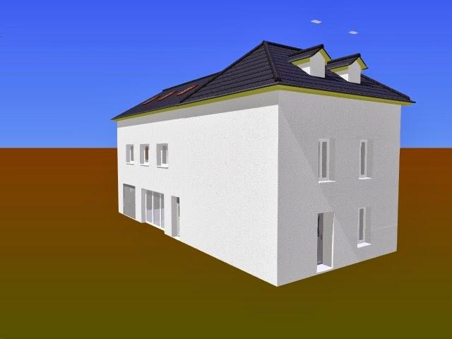 Rnovation d une maison de campagne  Dfinition des travaux et coordination