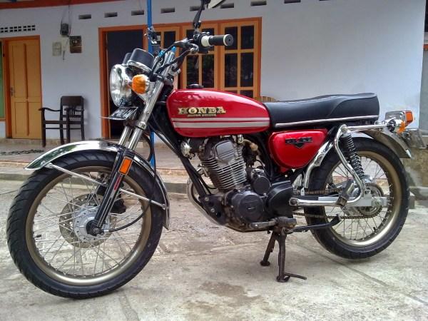 Gambar Modifikasi Motor Honda Gl Max