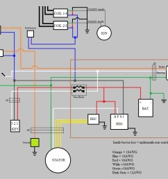 what is needed for a bare minimum wiring harness cobra cb mic wiring diagram honda cb360 wiring diagram [ 995 x 832 Pixel ]