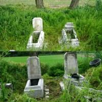 Prace na cmentarzu ewangelickim w Słońsku Górnym, cz. VII