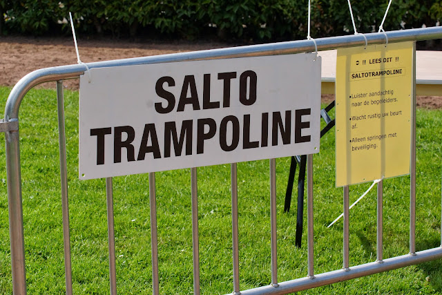 salto trampoline, sportmarkt