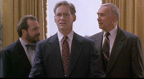 Beka's Hyperborea: 喜劇諷世總無用——電影《冒牌總統》 (Dave) (1993)