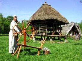 деревня-музей Дюппель