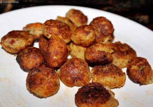 Potato Poppers Recipe