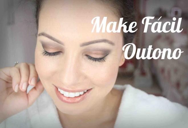 juliana goes outuno2 - Tutorial: Maquiagem Rápida e Fácil para o Outono