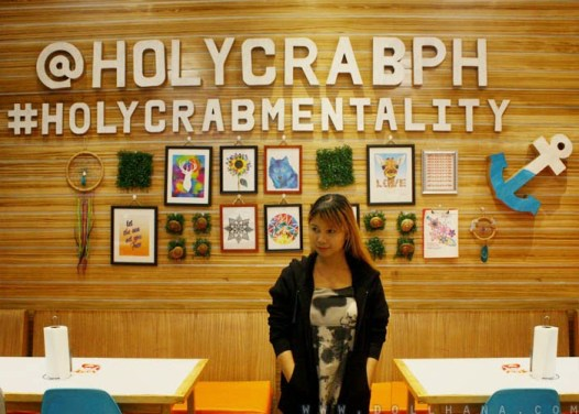 holy crab seafood bar sm mall of asia pasay city