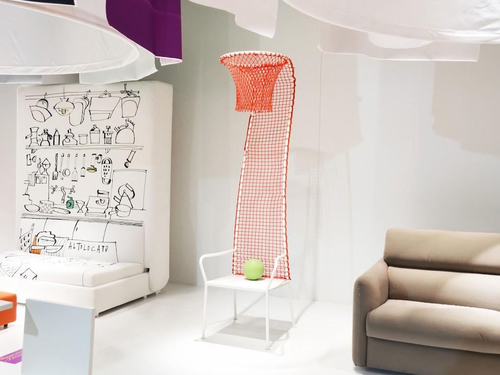 *Campeggi 懶惰籃球椅子:進行室內戶外運動的好選擇! 5