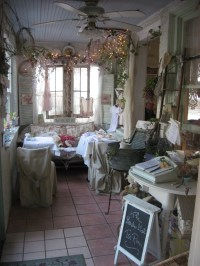 All Things Victorian: The Garden Gate Tea Room In Florida