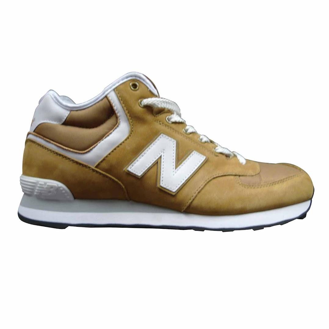 *New Balance 574 :沿襲80年代經典復古氣質! 1