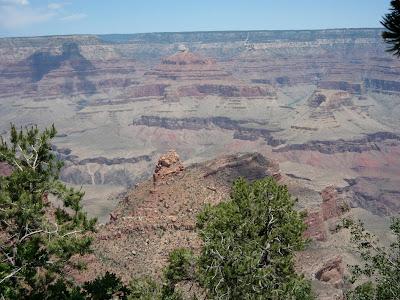 original photo: Grand Canyon National Park, June 2008