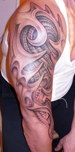 3d Tribal Tattoo Designs