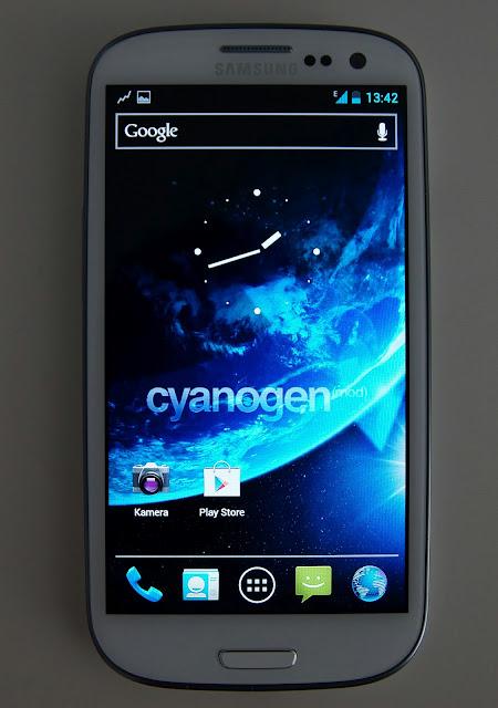 CM9 SGS 3: CyanogenMod 9 Nightlies für Samsung Galaxy S3 erschienen