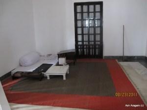 Gandhiji's room