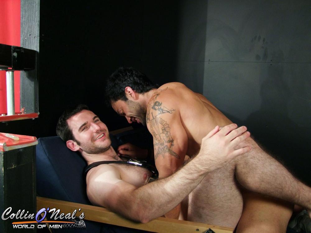 Rogan Fucks Josh Harris - Hairy Guys In Gay Porn-5206