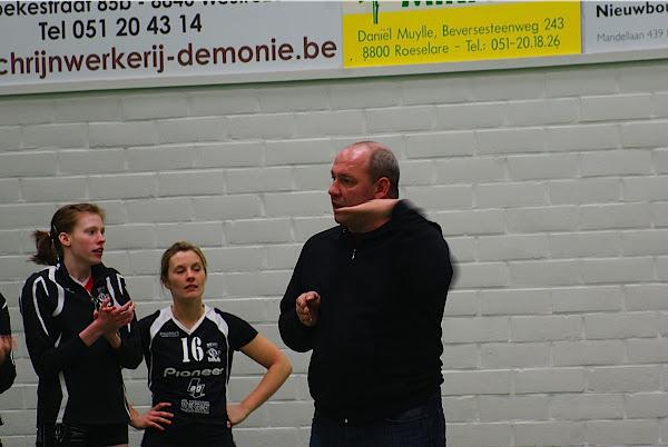 Franky Dewulf van BEVO Roeselare