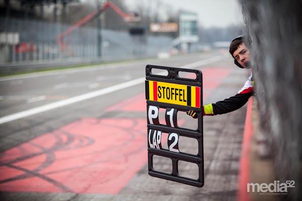 Stoffel Vandoorne wint openingsrace Monza 2013