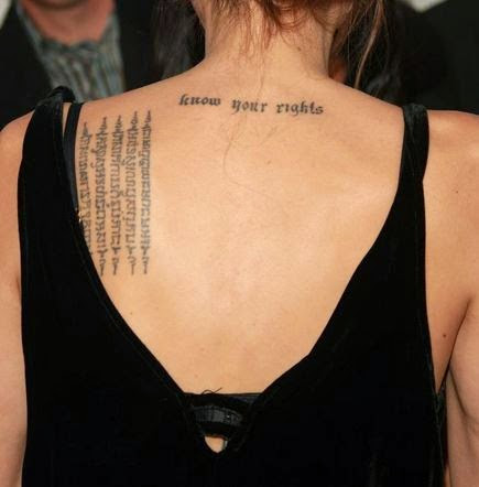 Latin Tattoos