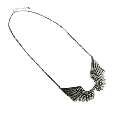 Mad Lady Shop | Long Wing Necklace