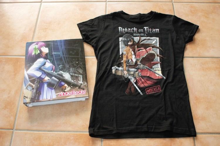 Attack on Titan Tshirt