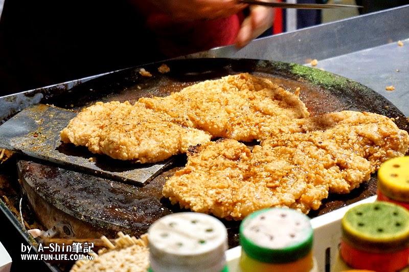紐澳良燒烤雞排7