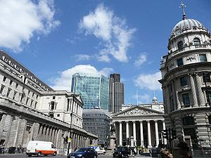 The Libor gets its name from the City of London, one of the largest financial centers in the world.