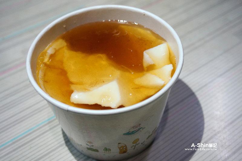 台中後火車站豆花3